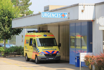 Urgences Porrentruy