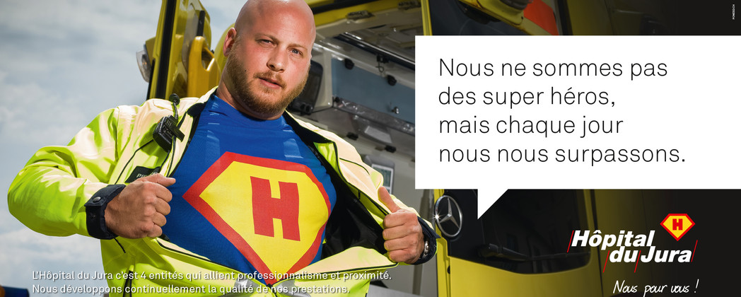 Campagne superman